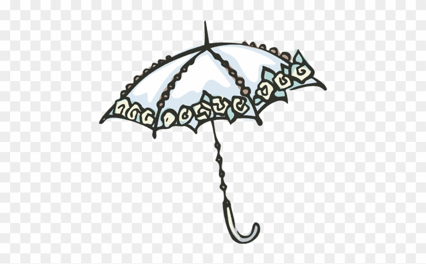 These Beach Chair Wedding Invitations Are Only - Bridal Shower Umbrella Clip Art #153698