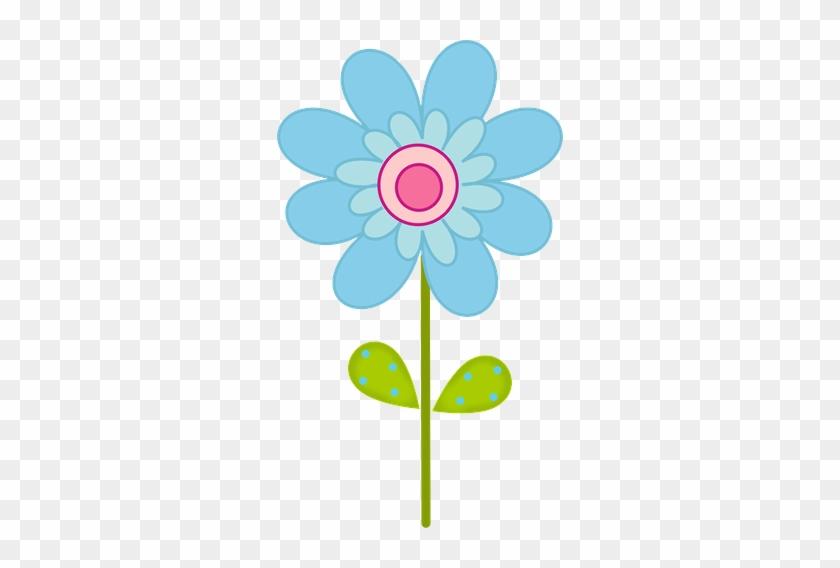 passarinhos minus flor azul em desenho png free transparent