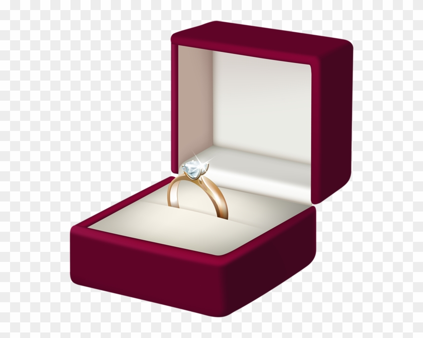 Engagement Ring Transparent Png Clip Art Engagement Ring In Box