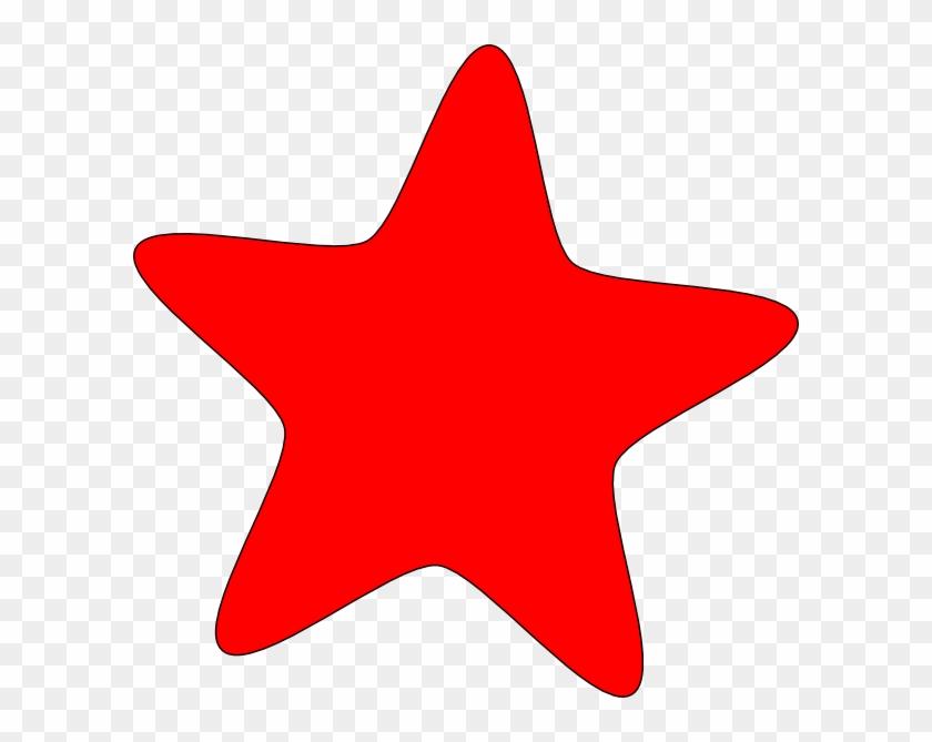 Red - Star - Clip - Art - Playbox Theatre #154527