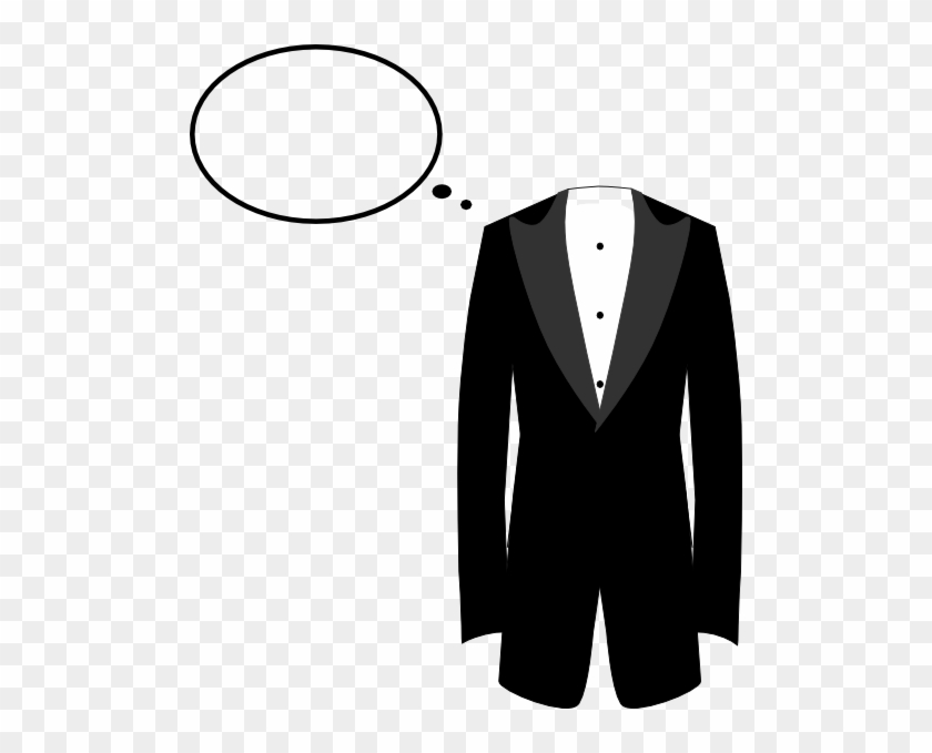 Groom Suit Clipart Images Wedding Party Newletter - Groom Tux Clip Art #154699