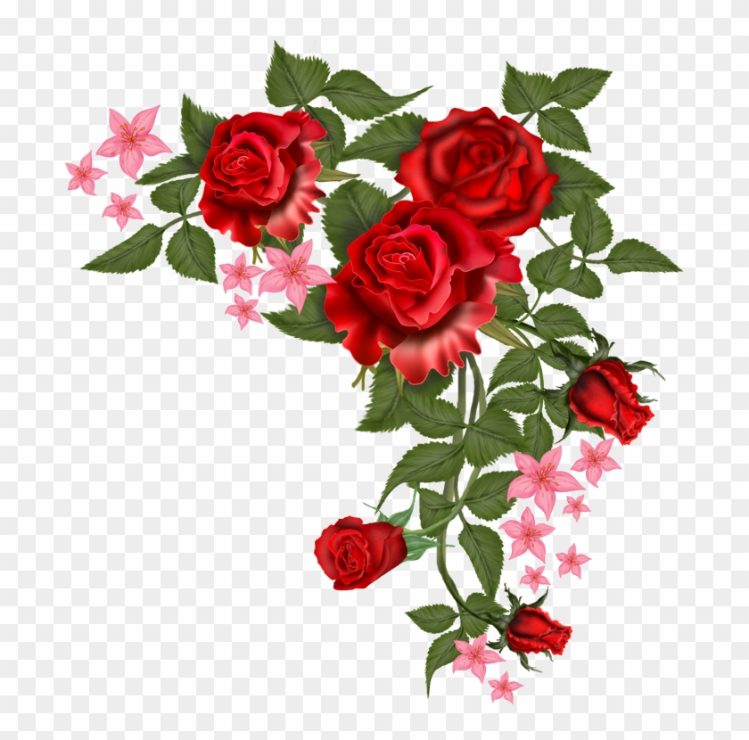 Vector Rosa Png Png Transparent Flower Vector Free Transparent