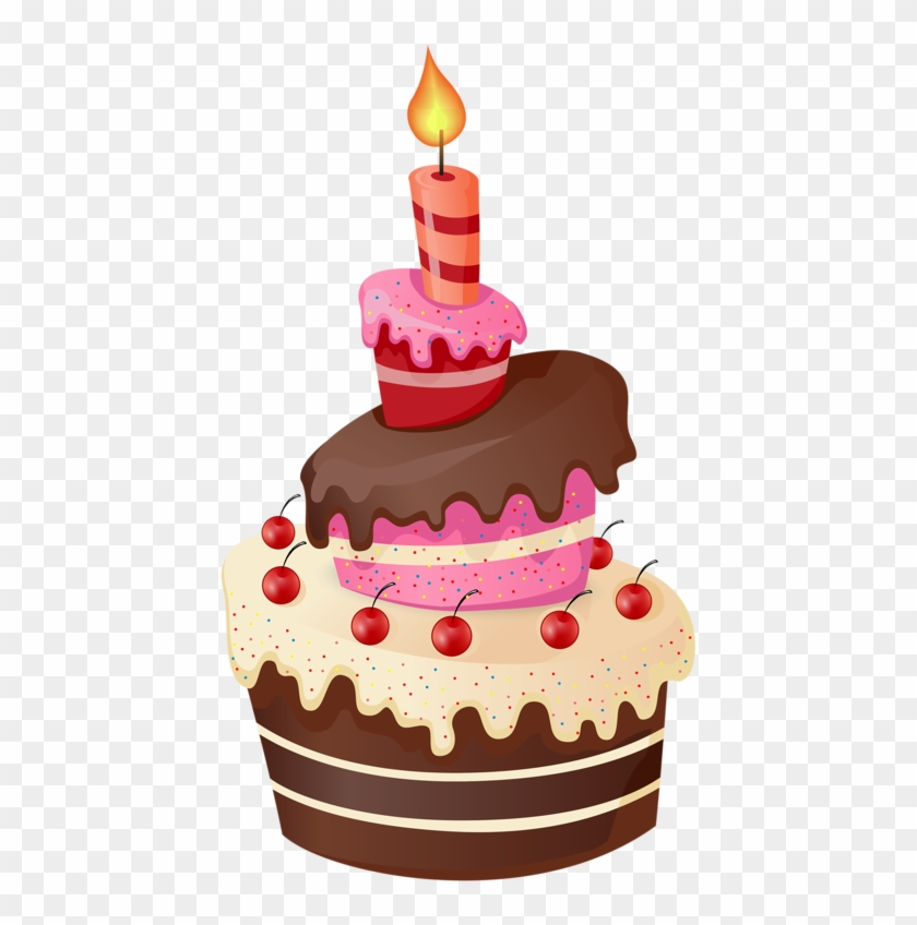 Cupcake Cakes - Happy Birthday: Celebration And Memory Book #815669