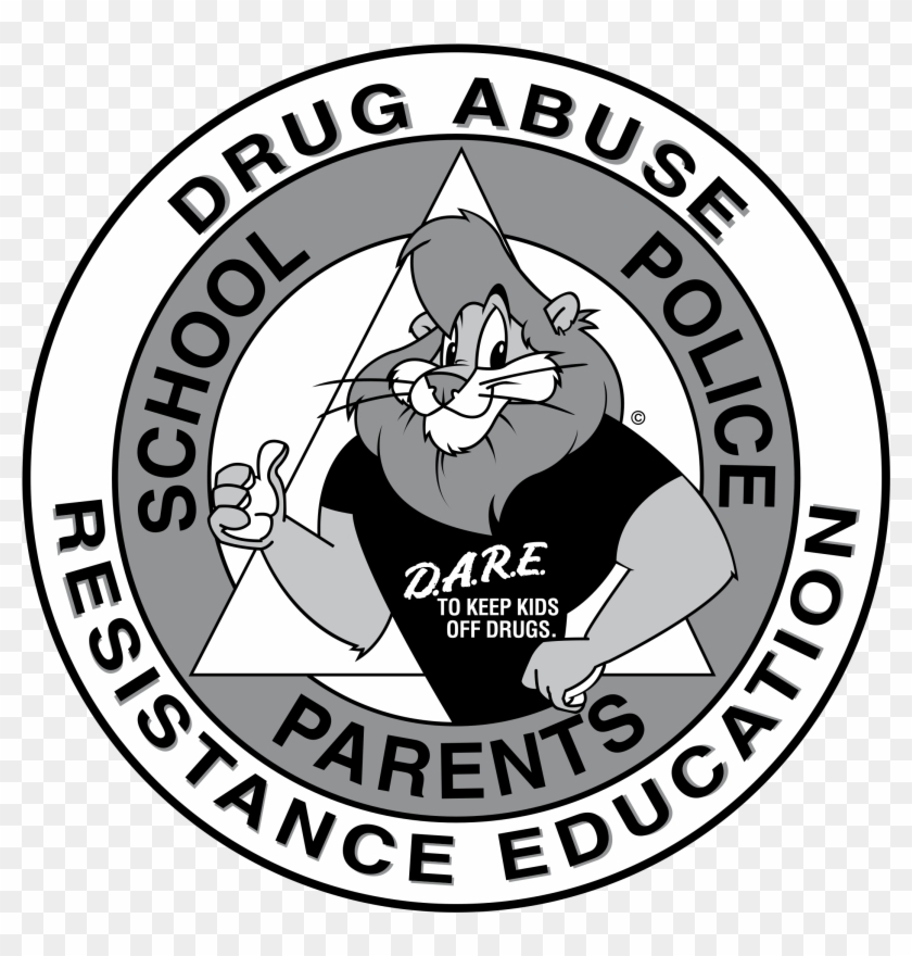 Drug Abuse Resistance Education Logo Png Transparent - Rosa Parks Day February 4 #815706