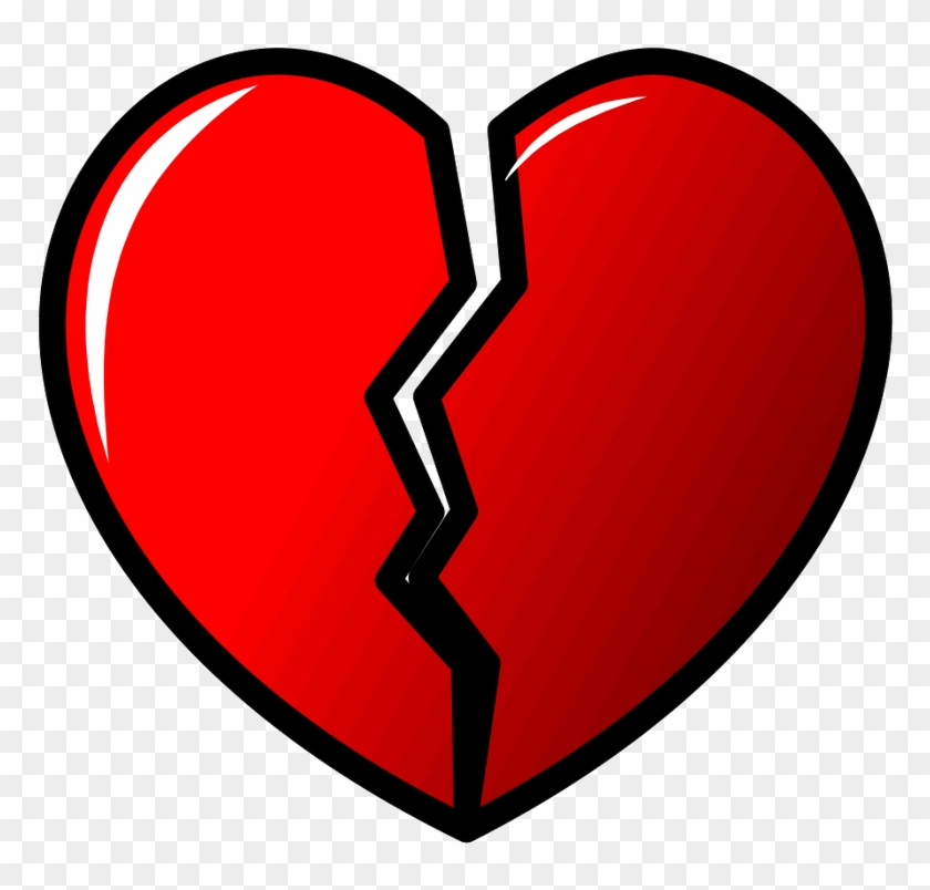 Heartbreak Heart Breaking Gif Png Free Transparent Png Clipart