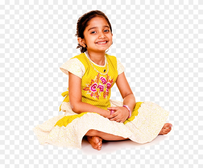 India Girl Child Ethnic Group Photography - Indian Small Girl Png #817080