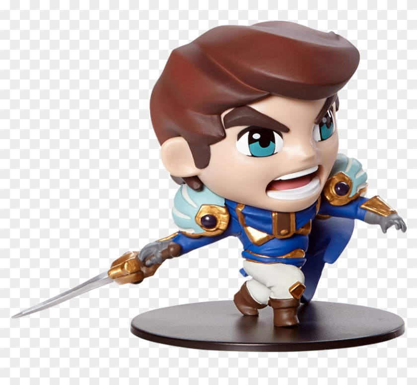 Figurine Garen - League Of Legends Vinyl Figures #817576