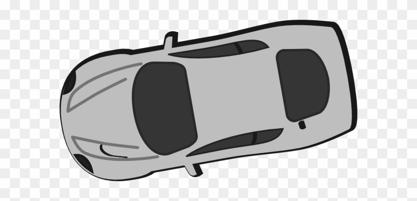 Draw A Car From Top View #817713