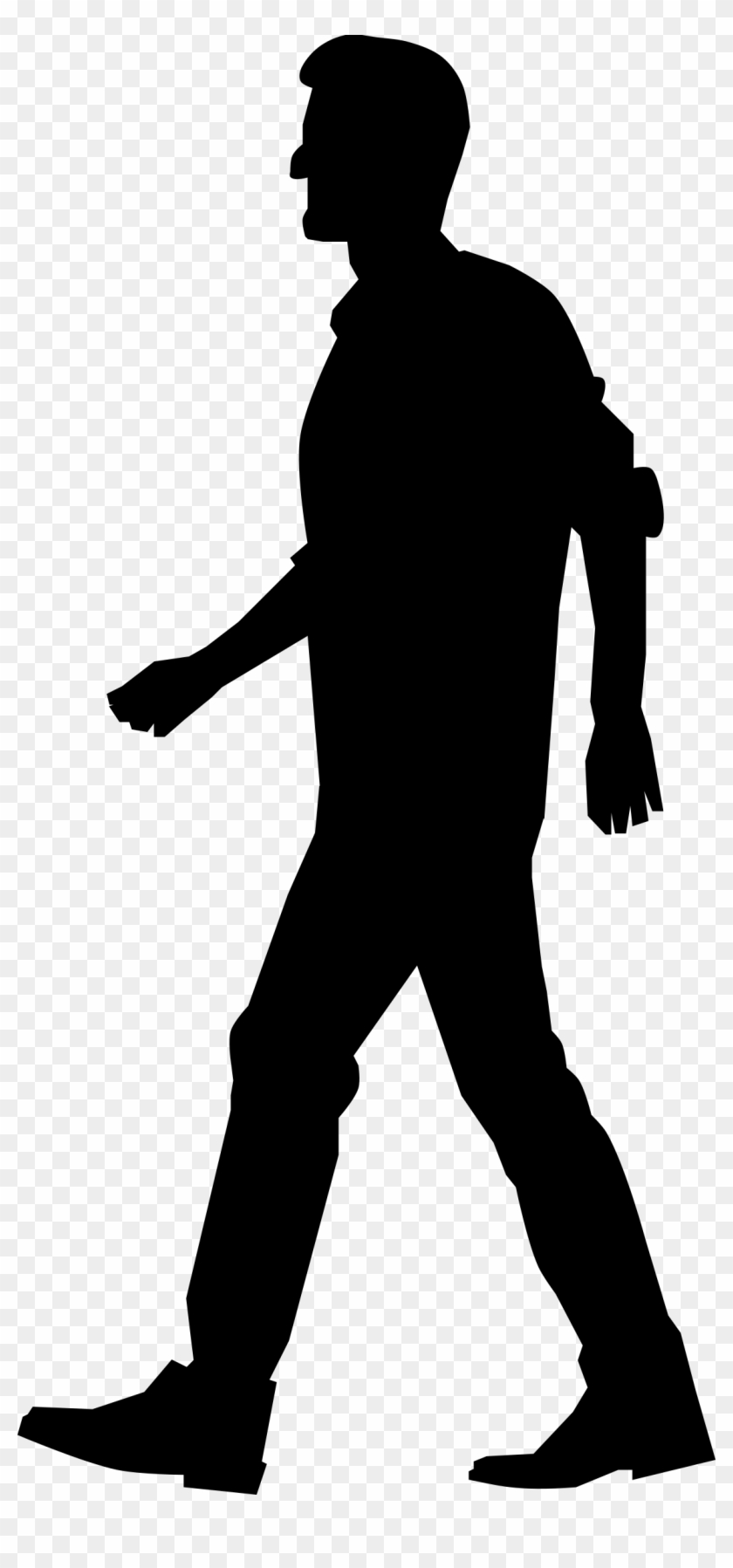 Clipart Human Silhouette Walking Png Free Transparent Png Clipart Images Download Find the perfect human silhouette stock illustrations from getty images. clipart human silhouette walking png