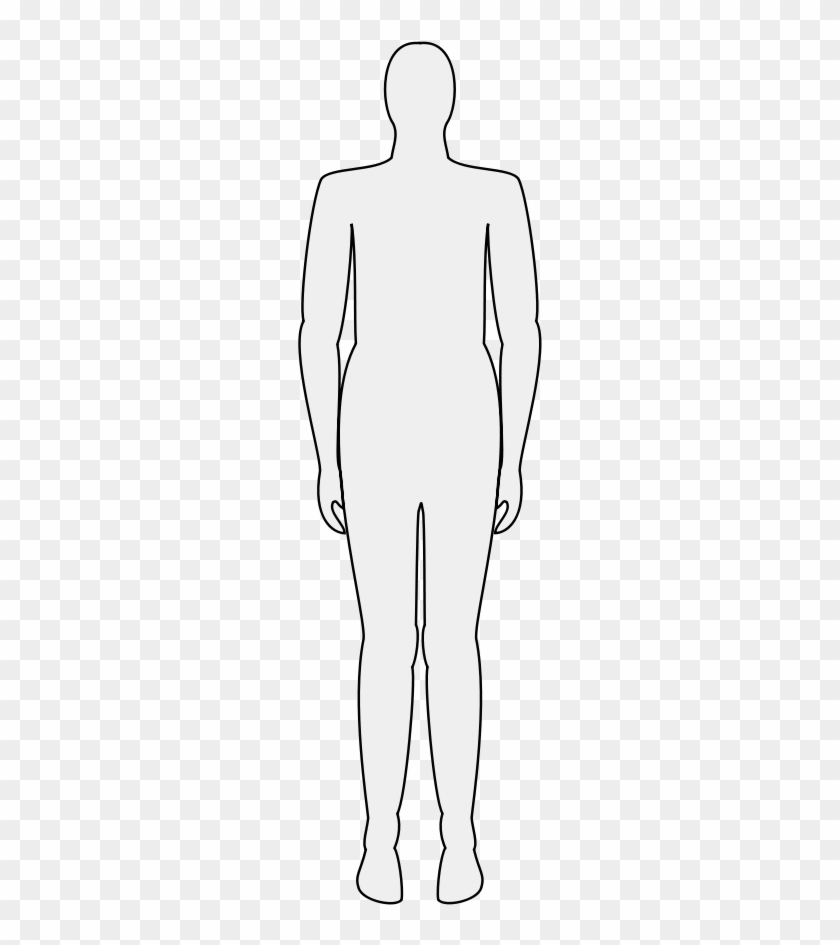 This Free Clip Arts Design Of Male Body Silhouette Hand Free Transparent Png Clipart Images Download Sketchy single line drawing a sensual man vector. this free clip arts design of male body
