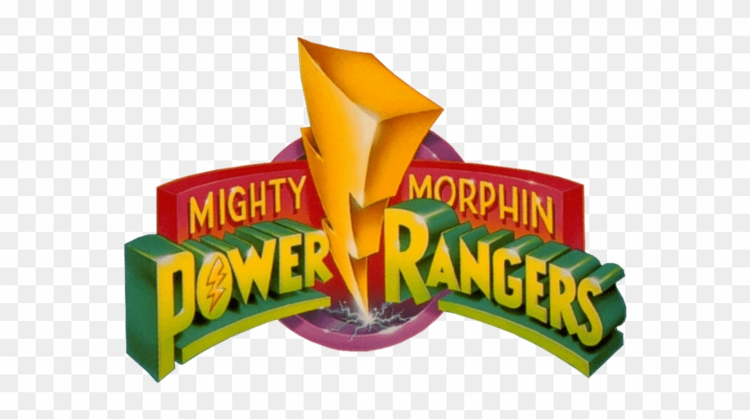 Power Rangers 25th Anniversary Celebrations Begin With - Mighty Morphin Power Rangers Logo #818451