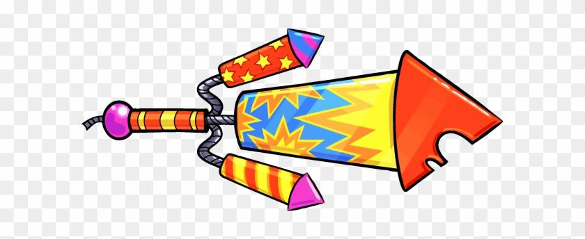 Fireworks Magisword - Mighty Magiswords Firework Magisword #820698