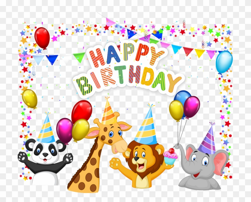 Birthday Cake Clip Art - Best Backdrop Birthday For Baby #820763
