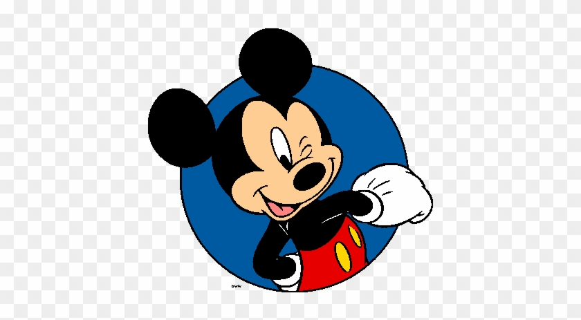 Mickey Mouse Clipart Happy Mickey Mouse Free Transparent Png