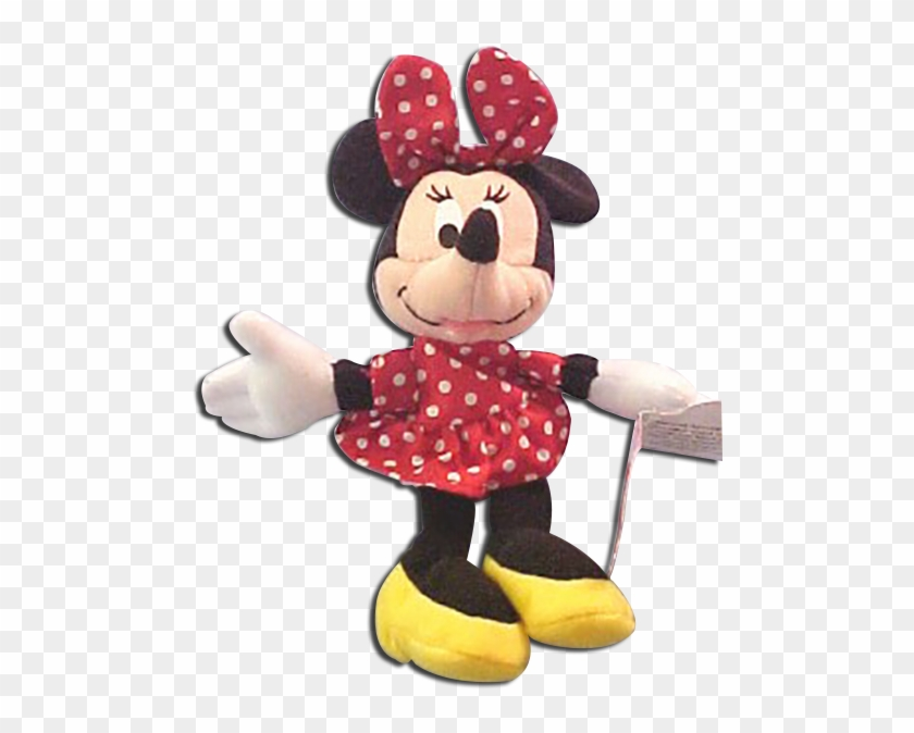 Disney S Minnie Mouse Plush Mickey Mouse Free Transparent Png
