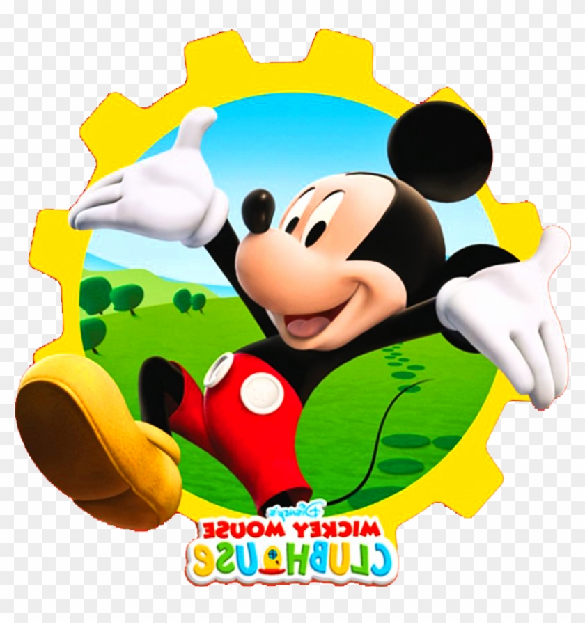 Mickey Mouse Clubhouse Clipart Cliparthut Free Clipart - Disney ...