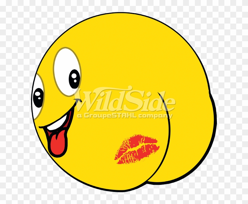 ass emoticon my Kiss