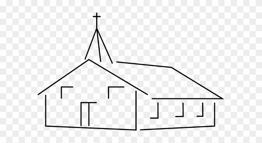 You Are Welcome To Join Us - Church Building Clip Art #821657