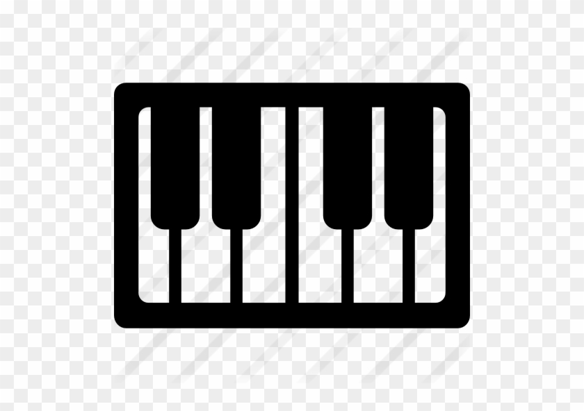 Piano Keys Piano Key Logo Png Free Transparent Png Clipart Images Download