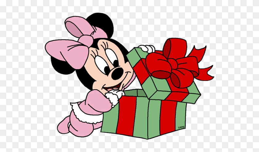 mickey mouse christmas clip art disney clip art galore baby minnie mouse christmas
