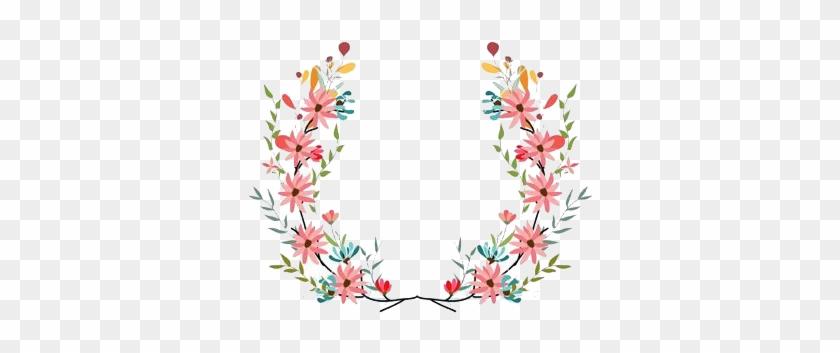 Flowers Crown Cliparts - Floral Frames - Free Transparent PNG ...