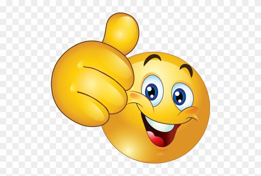 Das Darf Natürlich Nicht Fehlen Es Bleibt Lustig - Smiley Face Thumbs Up #822739