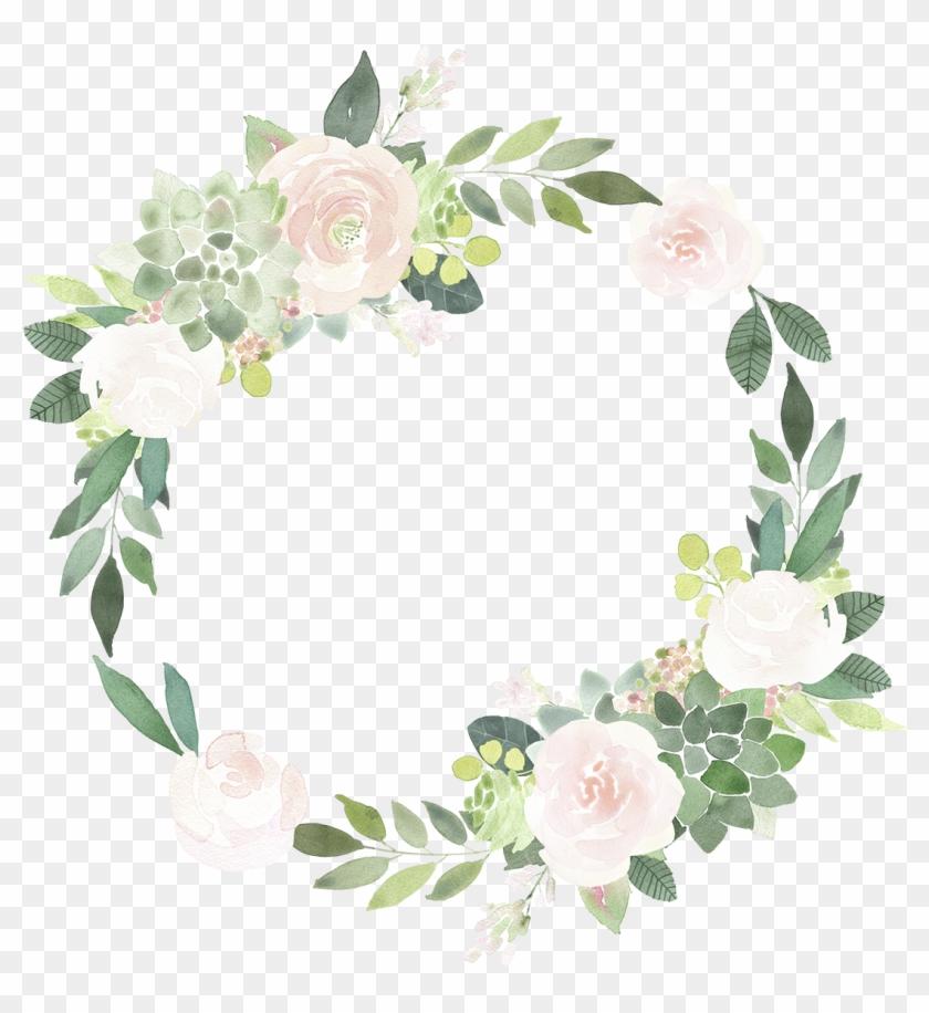 Plans - Succulent Wreath Clip Art - Free Transparent PNG