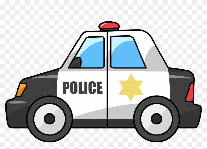 Free To Use & Public Domain Police Car Clip Art - Police Car Clipart #824072