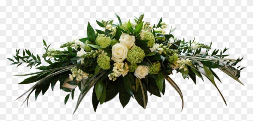 Modern Wedding Bouquet Green Flowers Pictures - Wedding Flowers Png #824096