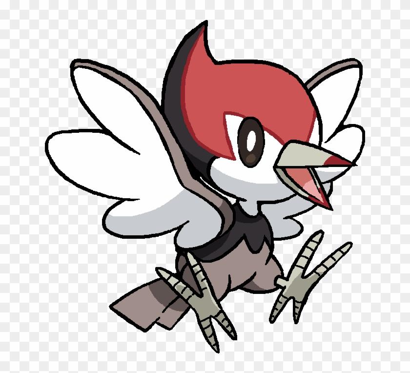 New Bird Pokemon From Pokemon Sun And Moon By Tzblacktd - Gen 7 Bird Pokemon #825971