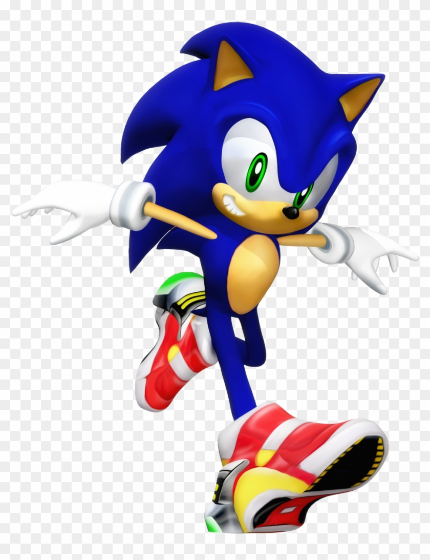 Here S Two Styles For The Sonic Adventure 2 Model I M Sonic Adventure 2 Sonic Model Free Transparent Png Clipart Images Download