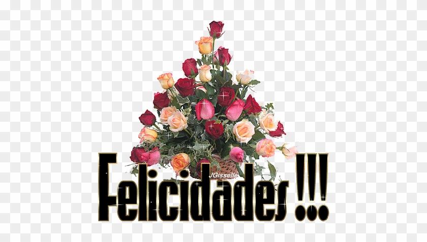 Hoy No Es Solamente Tu Día, Es El Día De Todas Las - Ramo De Flores Felicitaciones #826563