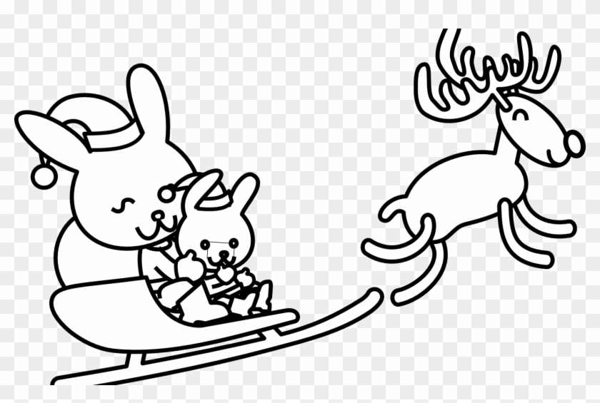 coloring for kids christmas clip art of black and white coloring book