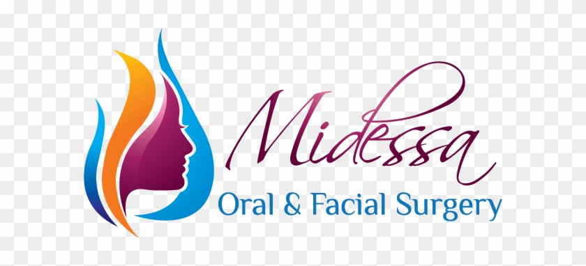 Office Numbers - Oral Facial Surgery Logo - Free Transparent