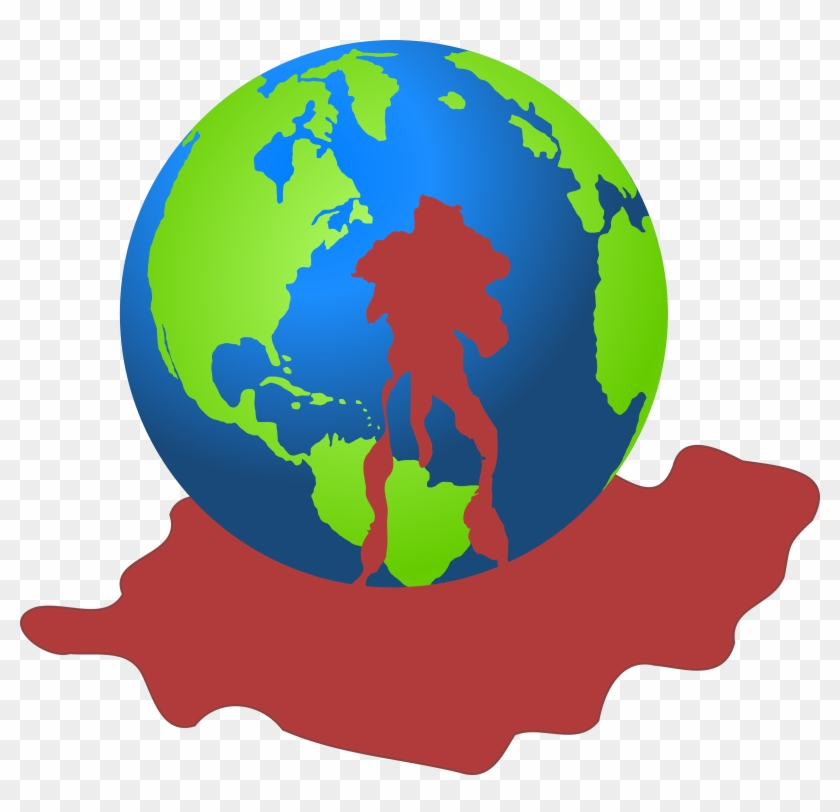 Big Image Save Earth Logo Png Free Transparent Png Clipart