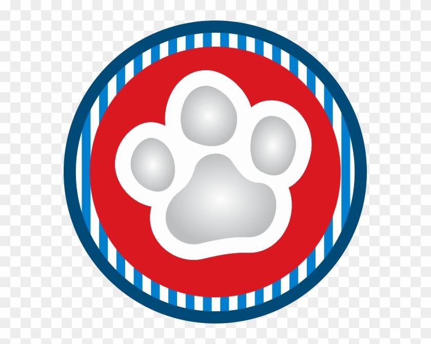 Convite Kit Digital Patrulha Canina Tag Topper 5cm Kit Festa