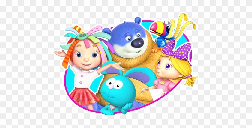 Friends Cartoon Videos, Everything's Rosie - Everything's Rosie