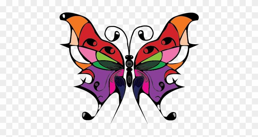 Nwrc Butterfly Alone Vectornew - Swallowtail Butterfly #831008