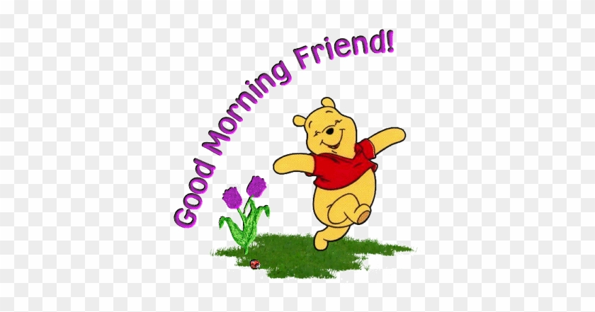 Animated Good Morning Pics Good Morning Best Friend Free