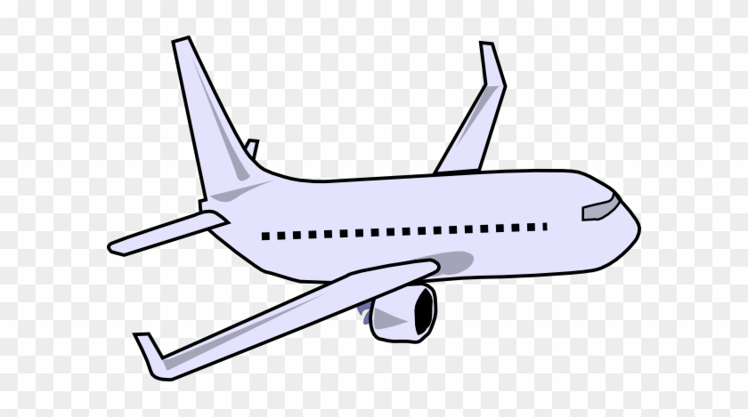 Aircraft Clipart Boeing 747 Cartoon Airplane Png Free