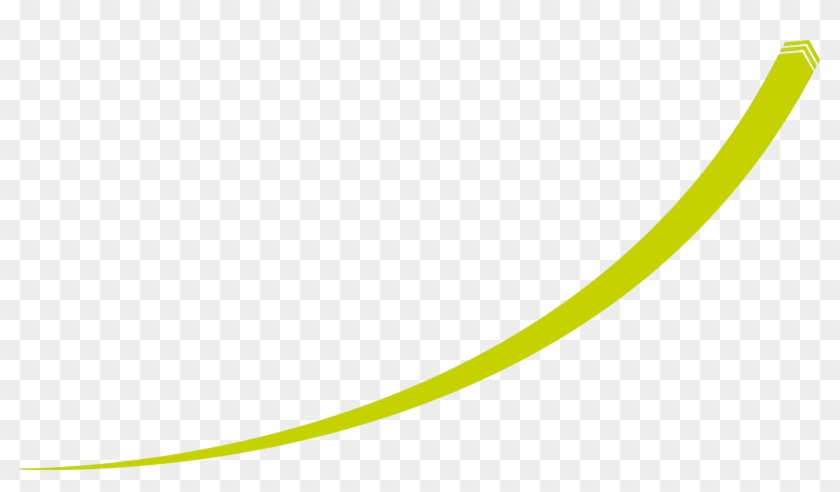 Curved Line Graphic - Curved Line Design Png #831757