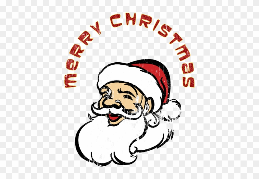 994 Free Christmas Clip Art Santa Reindeer Public Domain - Merry Christmas Santa Clouse Png #832473