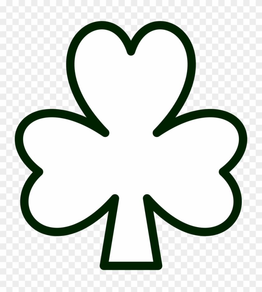 photograph about Printable Shamrocks named Ideal Shamrock Determine Coloring Webpage St Patrick S
