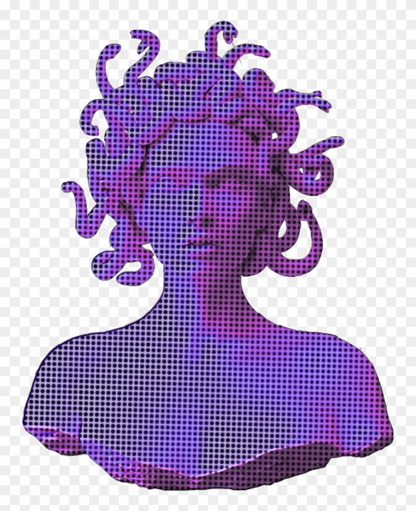 Ftestickers Sculpture Vaporwave Aesthetic Holographic Sculpture Vaporwave Free Transparent Png Clipart Images Download White and pink led light, retrowave, vaporwave, purple, dark background. ftestickers sculpture vaporwave
