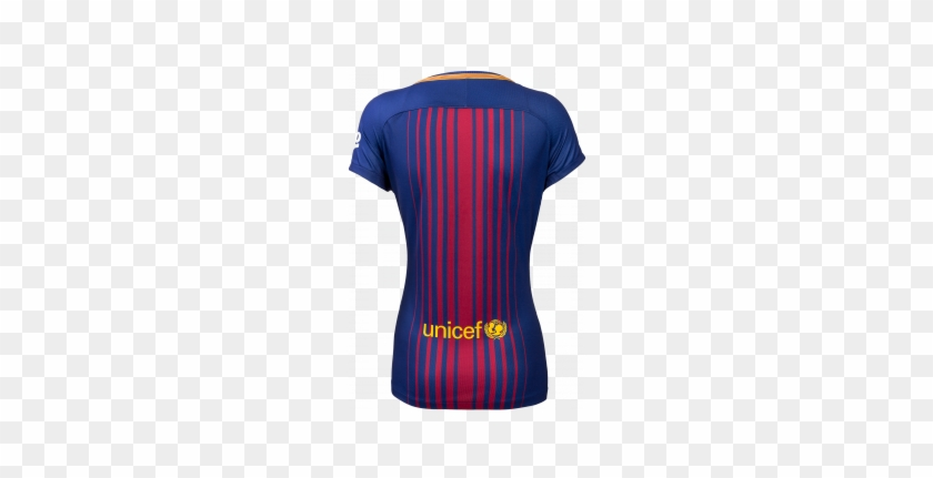 half off a6039 02284 Barcelona 2017 2018 Women's Home Red Blue Soccer Jersey ...