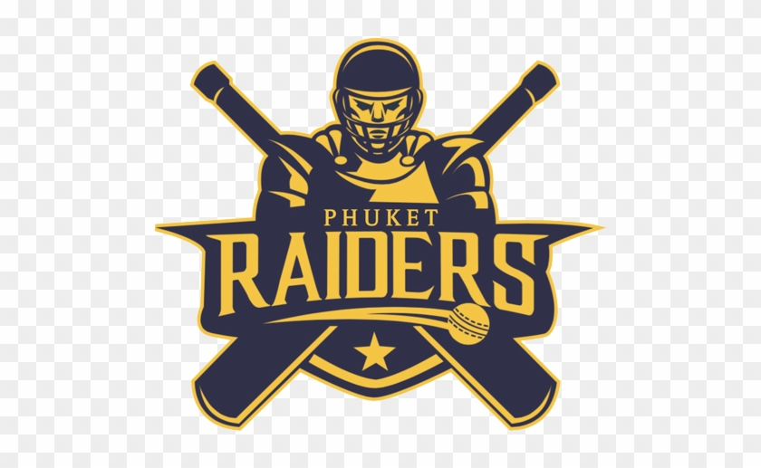 Phuket Raiders - Cricket Club - Free Transparent PNG Clipart Images