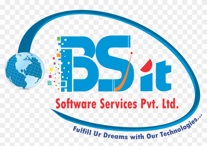 Web Development Company Creative Innovative With Bsit Logo Design Free Transparent Png Clipart Images Download