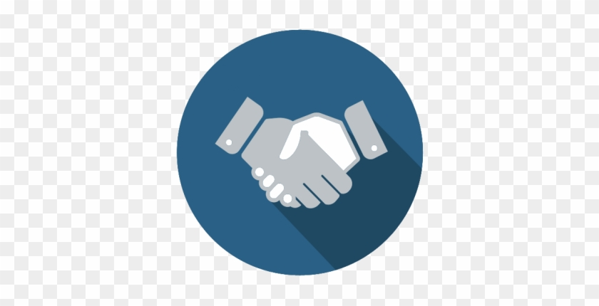 Agreement, Business Deal, Handshake, Partnership Icon - Vk Icon
