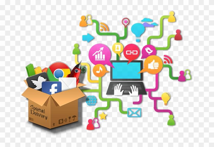 Digital Marketing & Web Designing - Web Design And Social Media #835172