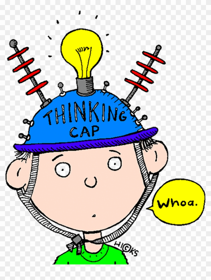 accidents big or small avoid them all workplacepic thinking cap rh clipartmax com thinking cap clipart black and white thinking cap clip art free